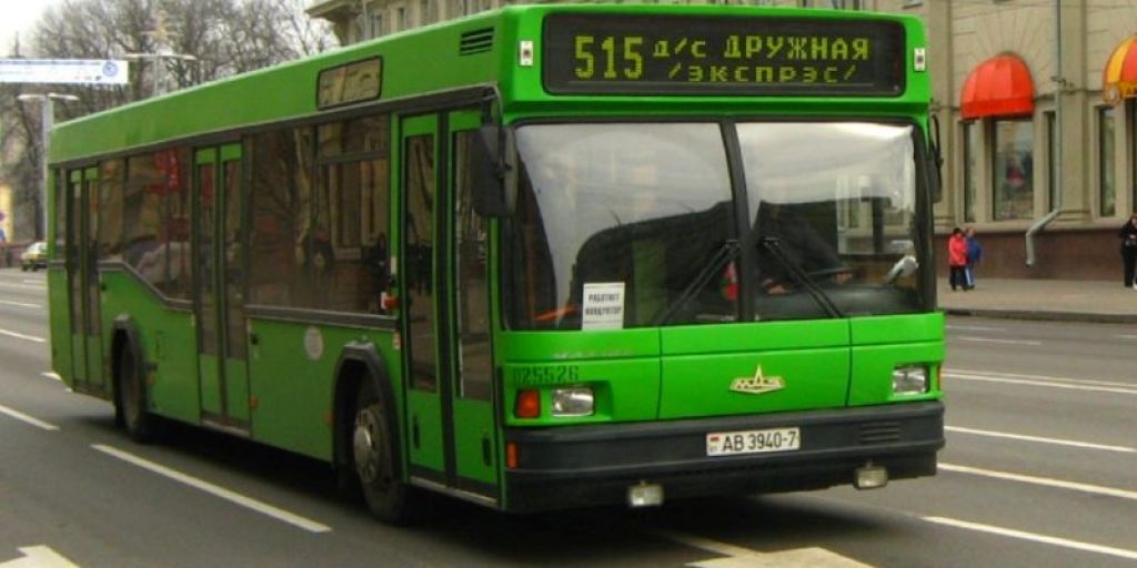 Автобусный маршрут №77 ДС
