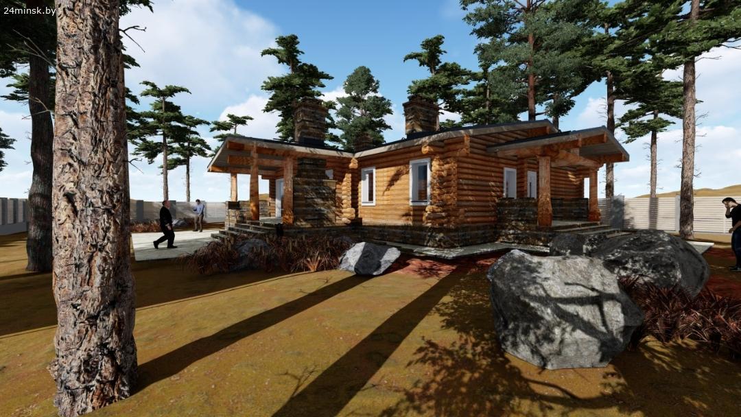 АРХИТЕКТОР ищет заказы, проект деревянной бани и дома