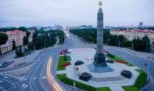 8 мая на площади Победы ограничат движение