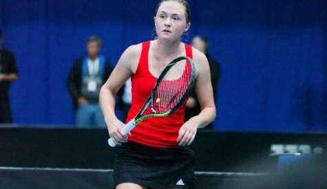 Белорусские теннисистки выиграли у Словакии в Кубке Федерации