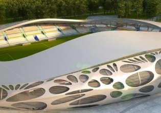 В Минске построят Национальный футбольный стадион