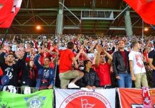 Беларусь обыграла Люксембург в Лиге наций 1-0