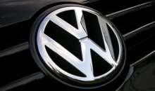Пьяный Volkswagen влетел в ограждение на МКАД