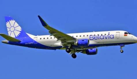 Регулярные авиарейсы из Минска в Москву остановлены