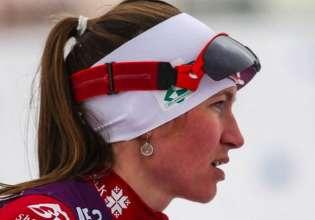 Домрачева заняла 37-е место в преследовании на Олимпиаде 2018