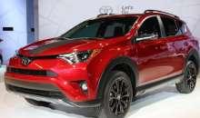 Скидки на Toyota RAV4 в Минске до конца октября