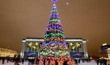 Минск закончат украшать 15 декабря
