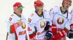 Команда Лукашенко выиграла XIV Рождественский турнир любителей хоккея